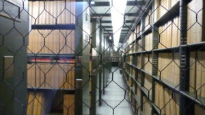 Original Records stored in books photo